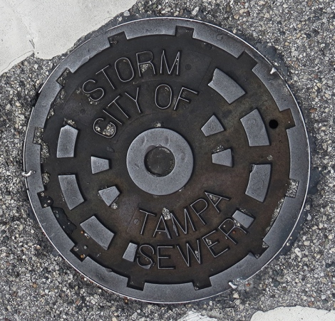 tampa storm sewer
